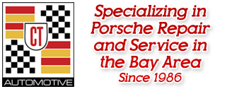 CT Automotive | Porsche Auto Repair and Service